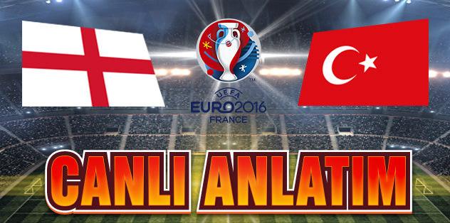 İngiltere-Türkiye