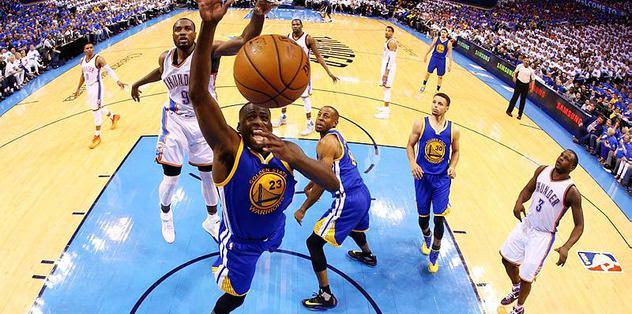 Thunder, Warriors'a şans tanımadı