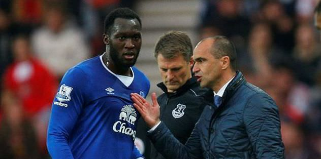 Martinez had lost the dressing room at Everton