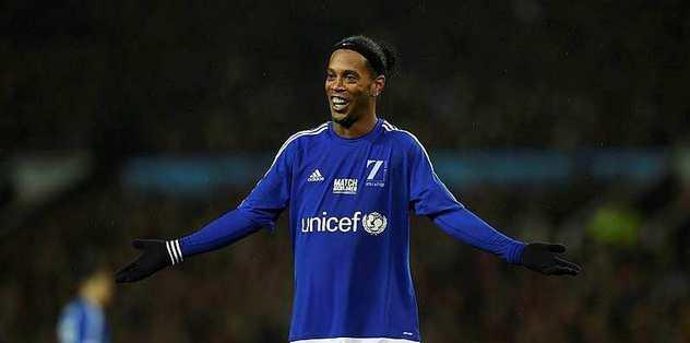 Ronaldinho'da kritik gün yarın