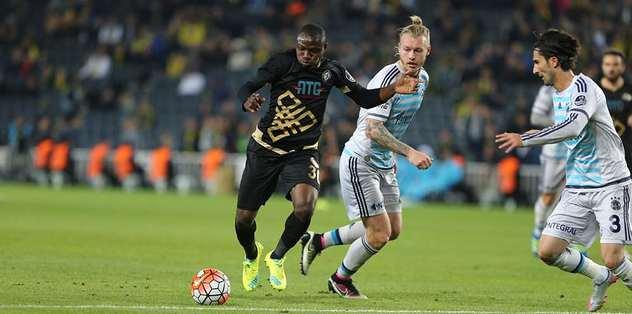 Nijeryalı golcü Kartal oluyor