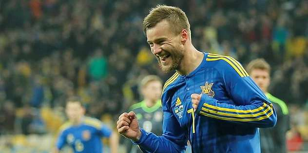 Ukraine's 'new Shevchenko' has big boots to fill