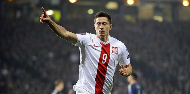Lewandowski has score to settle on biggest stage