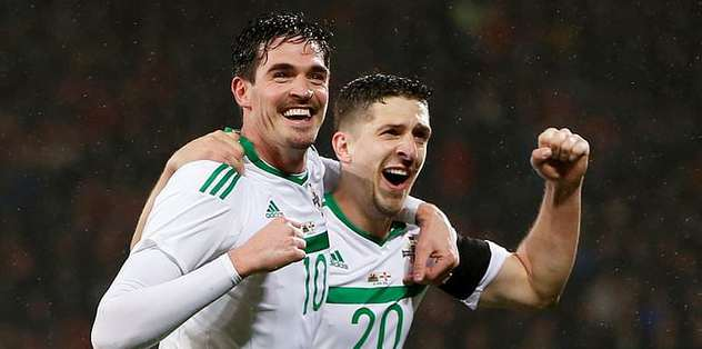 Northern Ireland's Superman packs Euro 2016 punch