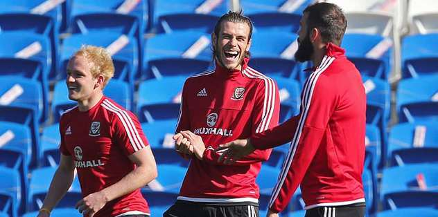 Wales need Bale fit and firing in France