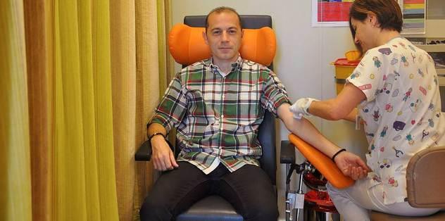Cüneyt Çakır ve ekibi, sağlık kontrolünden geçti