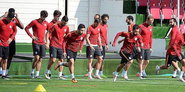 Galatasaray'ın Fenerbahçe kadrosu belli oldu