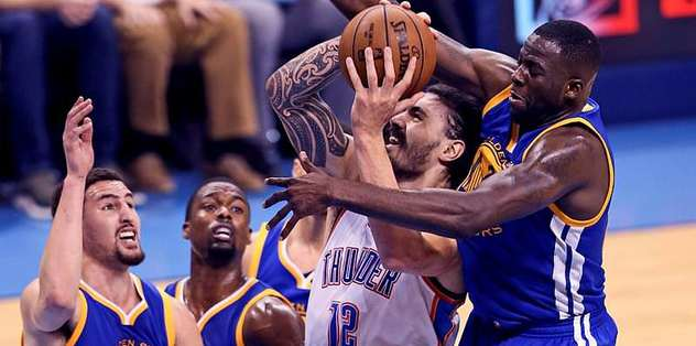 Thunder one win from Finals after Game 4 blowout