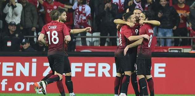 Underdogs Turkey out to rekindle Euro 2008 glory