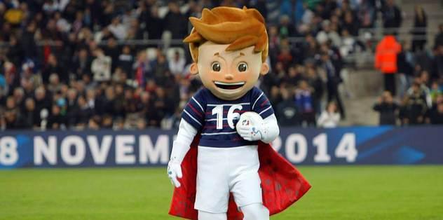 Euro 2016'nın maskotu satışa çıktı
