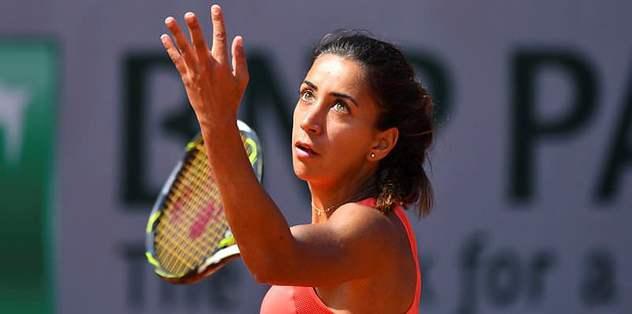Roland Garros'a veda etti