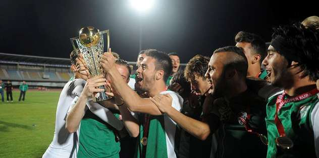 21 yaş altında Süper Kupa'yı Bursaspor kazandı