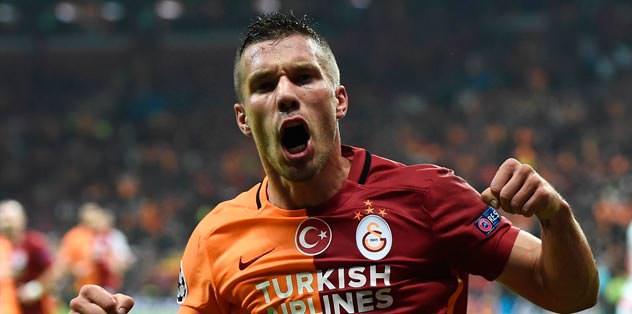 Bir kupa varsa o Galatasaray'ın