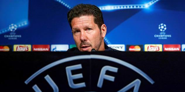 Champions League trophy would complete Simeone revolution