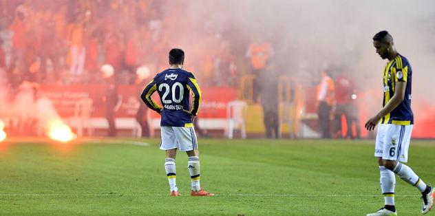 Fenerbahçe kupasız bitirdi