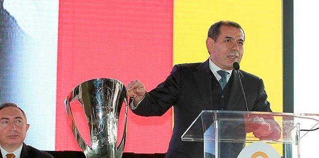 Eleştirilen Özbek 2'nci kupasını aldı
