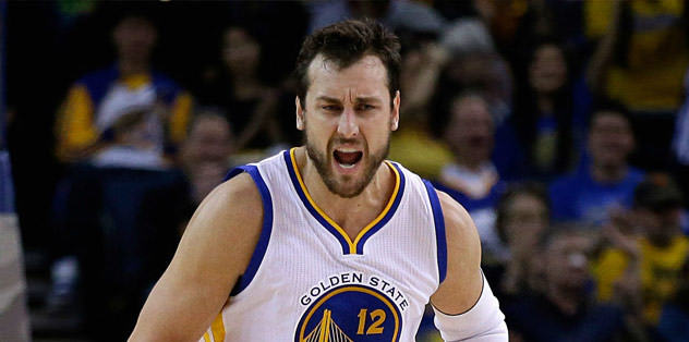 Bogut wins Antipodean battle as Warriors beat Thunder