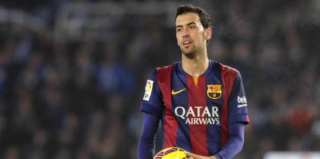 Barcelona'dan Busquets'e yeni sözleşme