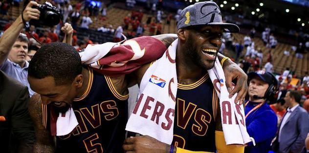 Cavaliers NBA finalinde