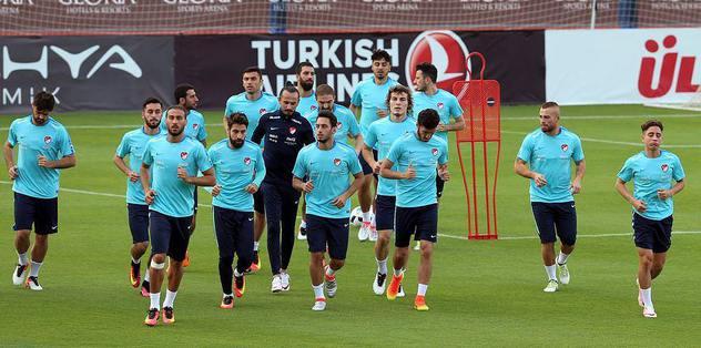 Türkiye'nin konuğu Karadağ