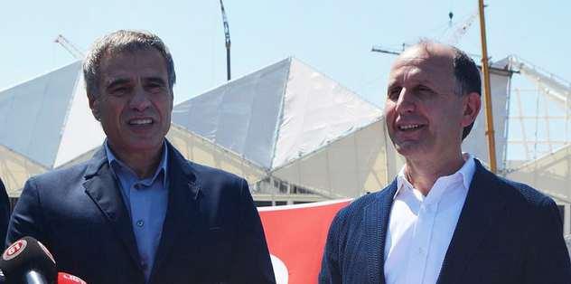 Muharrem Usta: 10 milyon euro'ya 7 transfer yapacağız