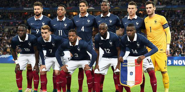 Fransa'da sakatlık şoku