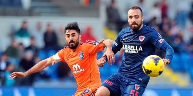Khalili, Kayserispor'a
