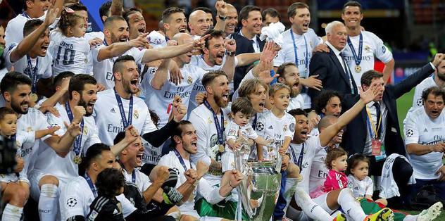 Şampiyon R. Madrid