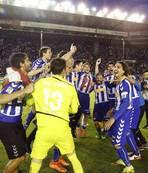 Alaves win promotion to La Liga