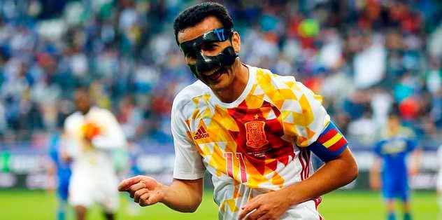 İspanya şans tanımadı