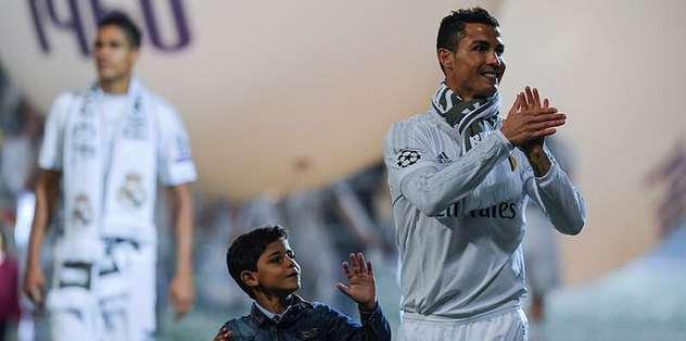 Ronaldo targets more Real glory
