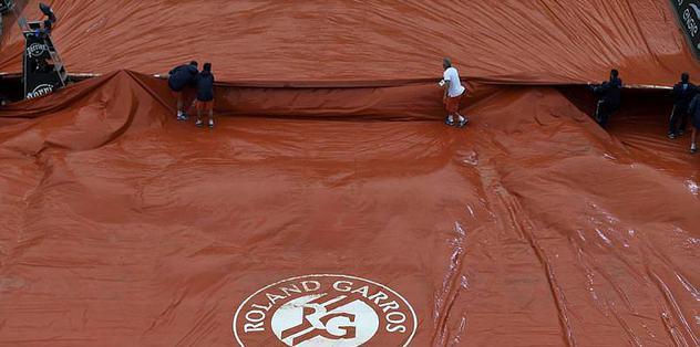 Rain interruption was crucial, says Gasquet