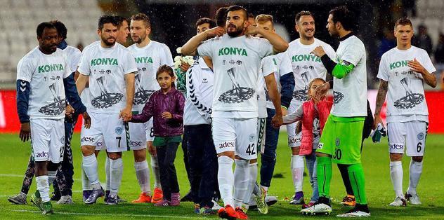 Konya'da yeni sezonda hedef üst sıralar