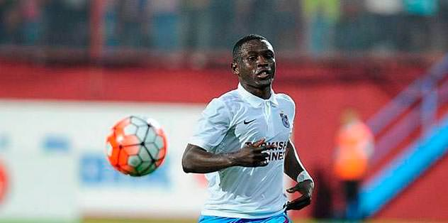 Trabzonspor'a Waris müjdesi