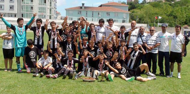 U13'ler şampiyonada