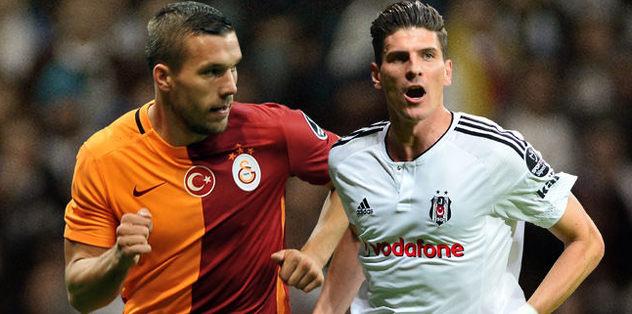 Gomez ve Poldi kadroda