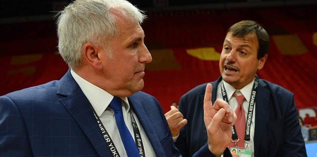 Obradovic'le Ataman arasında tartışma