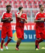 Embarrassing Alaba own goal takes gloss off Austria win