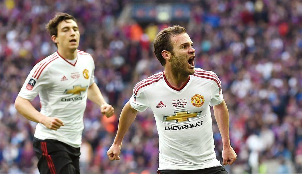 Diego'nun yerine Juan Mata