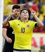 Diego'nun yerine Kolombiyalı