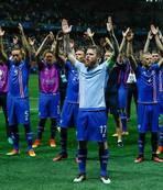Brave Iceland dump England out of tournament