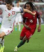 Polonya'yı penaltılarda yıktı