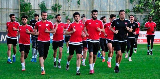 Antep'in rakibi Benfica!
