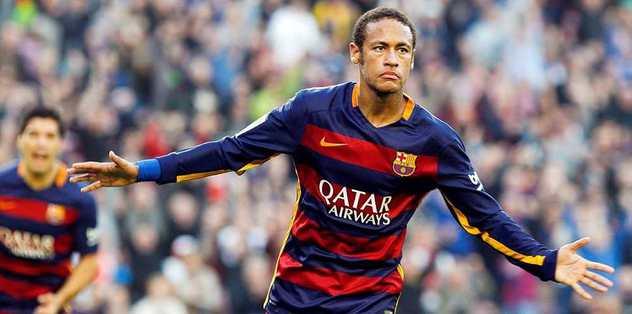 Neymar, sözleşmesini 5 yıl daha uzattı