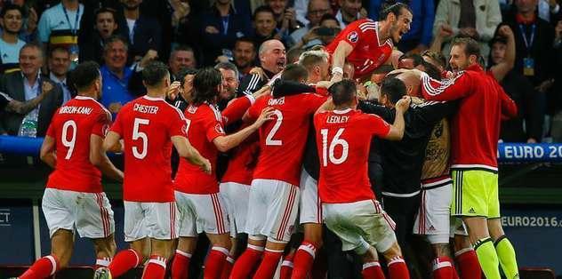 Wales makes history
