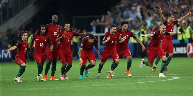 Portugal heads to semis