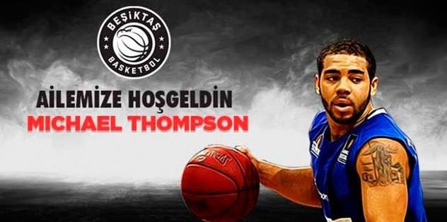Thompson Beşiktaş'ta