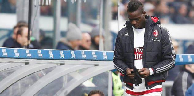 Mario Balotelli gelebilir