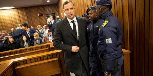Pistorius'a 6 yıl hapis cezası