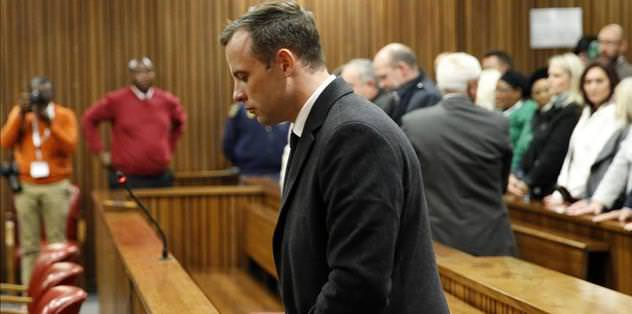 Pistorius gets 6 years for murder